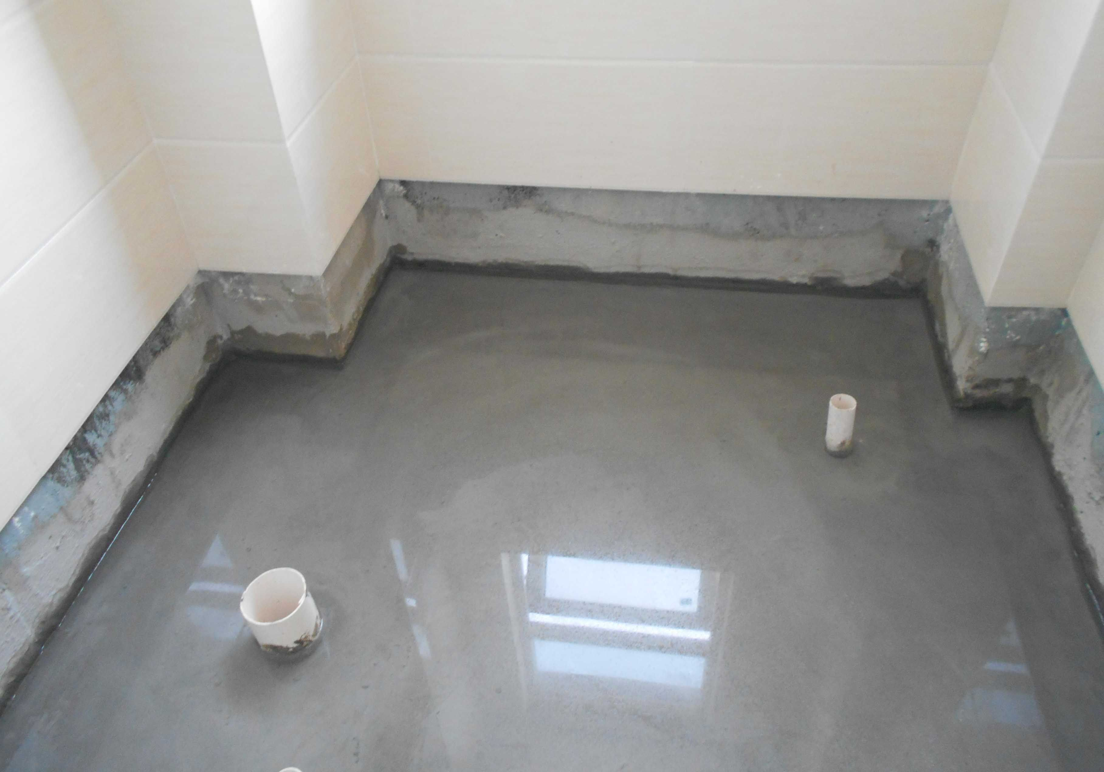家庭装修除了卫生间要做防水,还有什么地方必须作防水