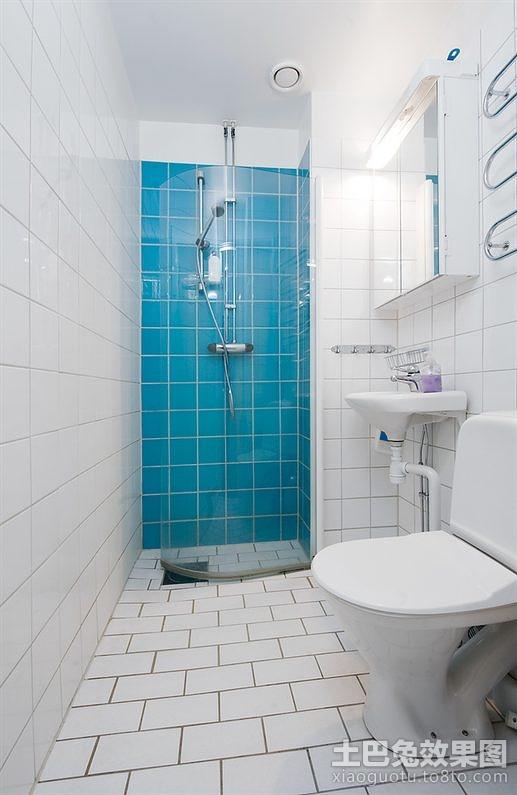 2016小型卫生间装修效果图欣赏