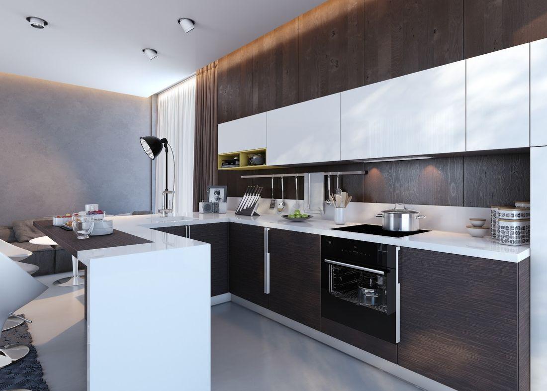 开放式厨房装修常见原因巧解决