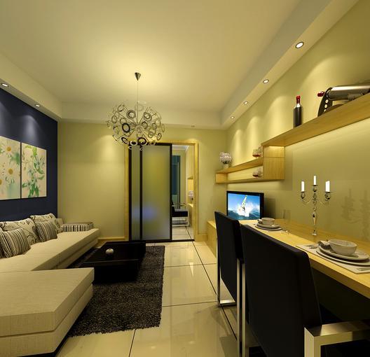不里30平米的单身公寓要如何装修才经济都便宜麻雀虽小但能五脏俱全呀