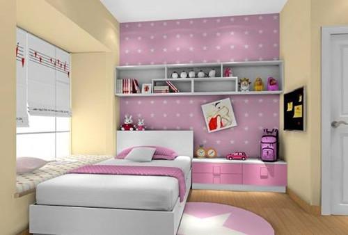 背景墙 房间 家居 设计 卧室 卧室装修 现代 装修 500_338