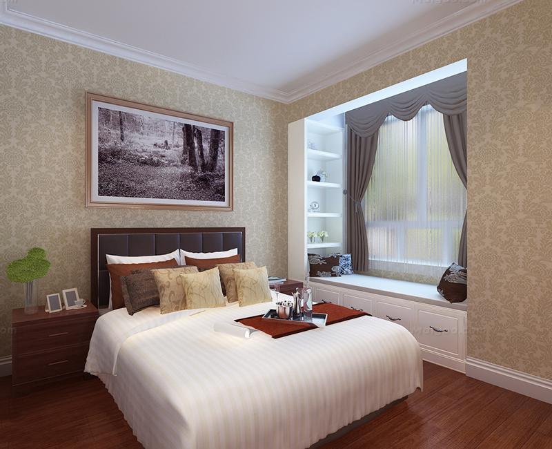 带阳台房间装修设计_卧室窗户的设计_卧室客厅沙发设计