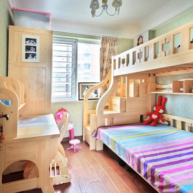 8m卧室装修效果图 小房间空间巧利用的设计范例