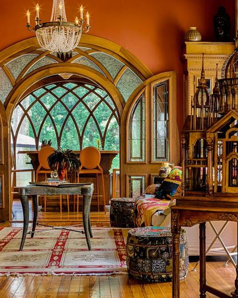 哥特式装修风格怎么样 哥特式风格如何选装饰家具