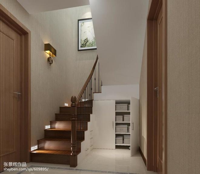 家居 楼梯 起居室 设计 装修 660_577