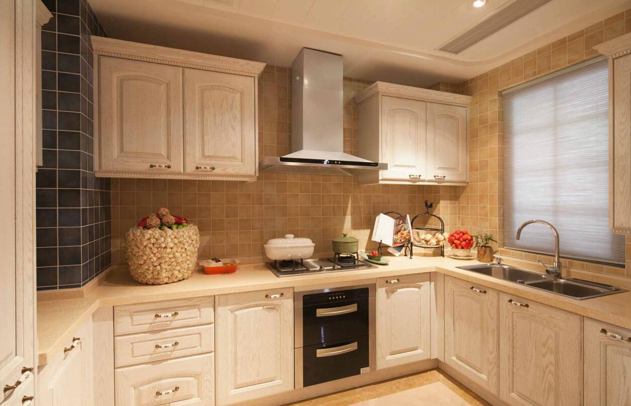 厨房装修设计方法与想法解鲸