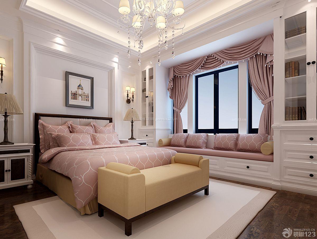 楼房窗户窗台装修效果图小户型_卧室装修效果图小户型