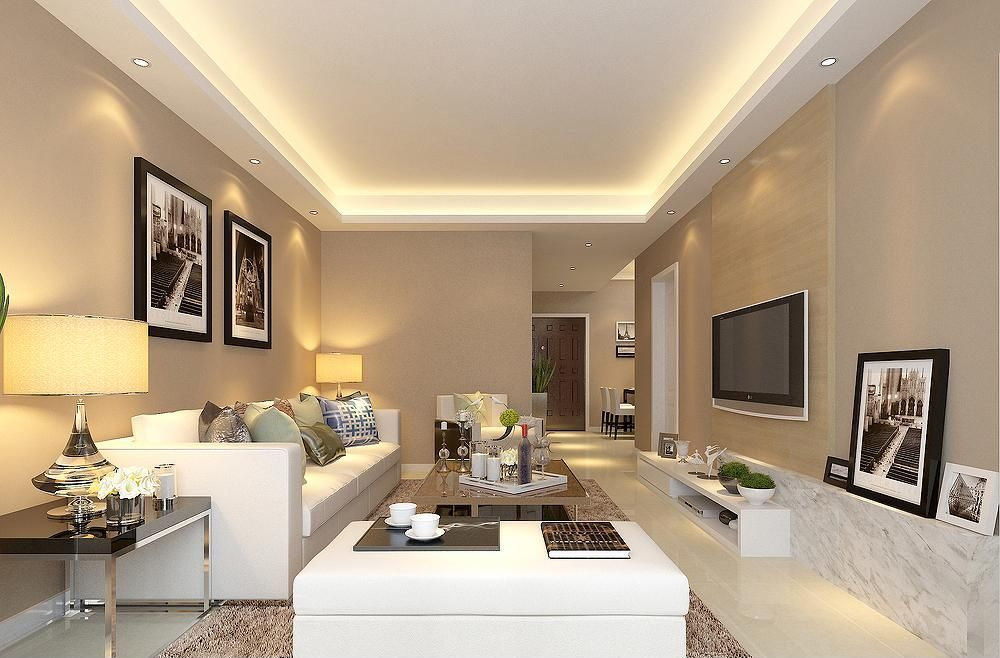 2019三房二厅装修图 三室两厅如何设计最佳!