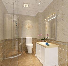 【仿古浴室罐效果图】仿古浴室蛊案例图片蠢赏 - 装修