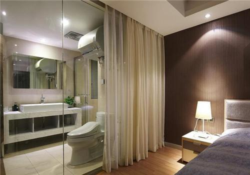家居 酒店 起居室 设计 装修 500_350