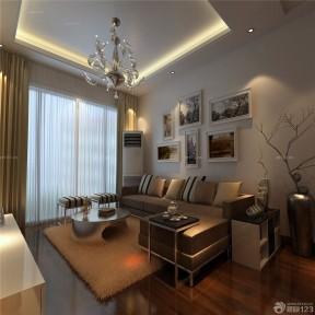 50平米二房一厅装修效果图_80平米暗厅小户型装修效果图_120平米3室2