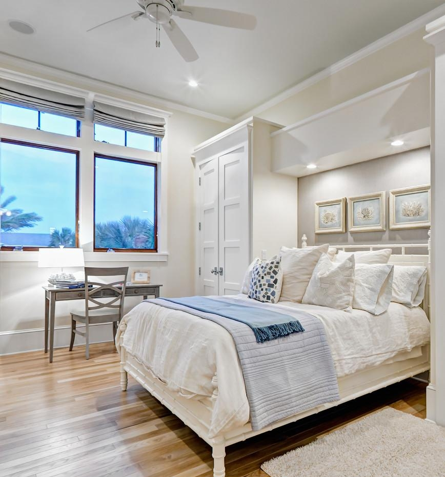 简欧主卧室装修效果图 欧式卧室装修设计参考