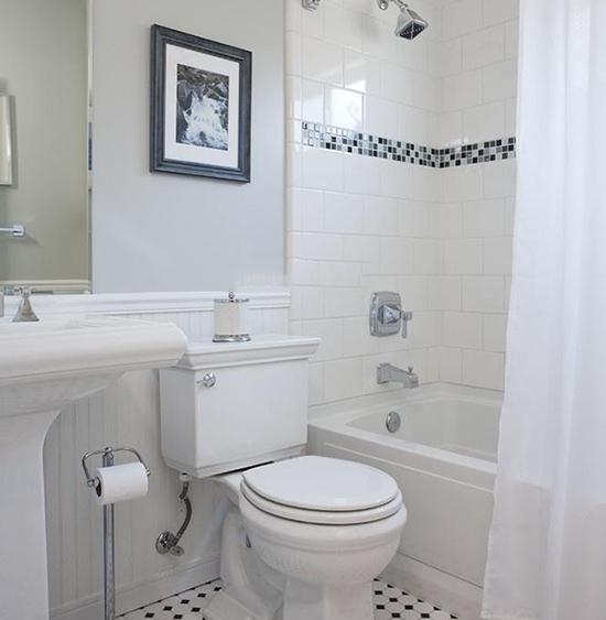 小卫生间装修效果图 小空间实现大理想