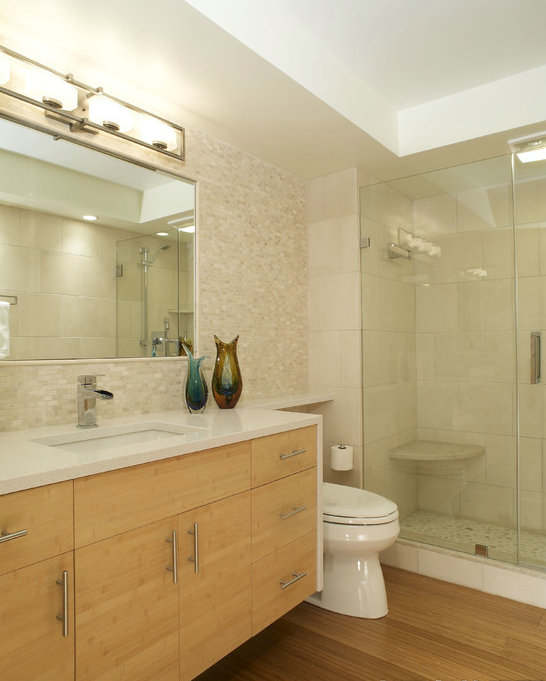 一字型卫生间装修效果图?16图片 4款一平米窄长小户型