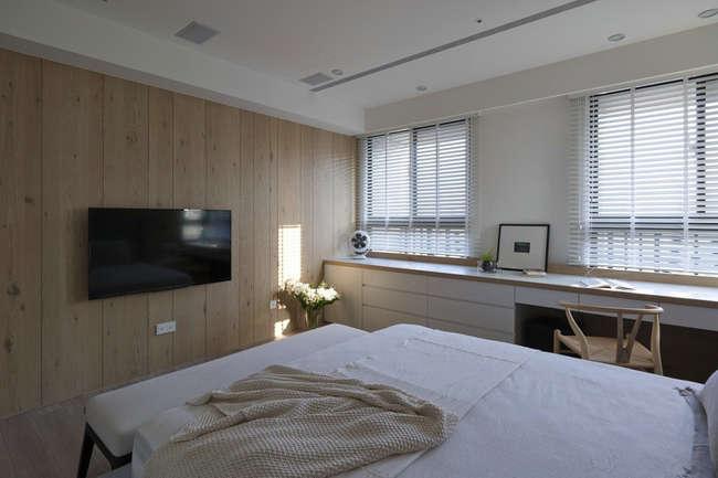 背景墙 房间 家居 起居室 设计 卧室 卧室装修 现代 装修 650_433