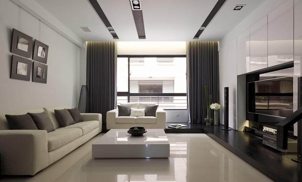 客厅天花装修用什么材料好 客厅天花板怎样设计