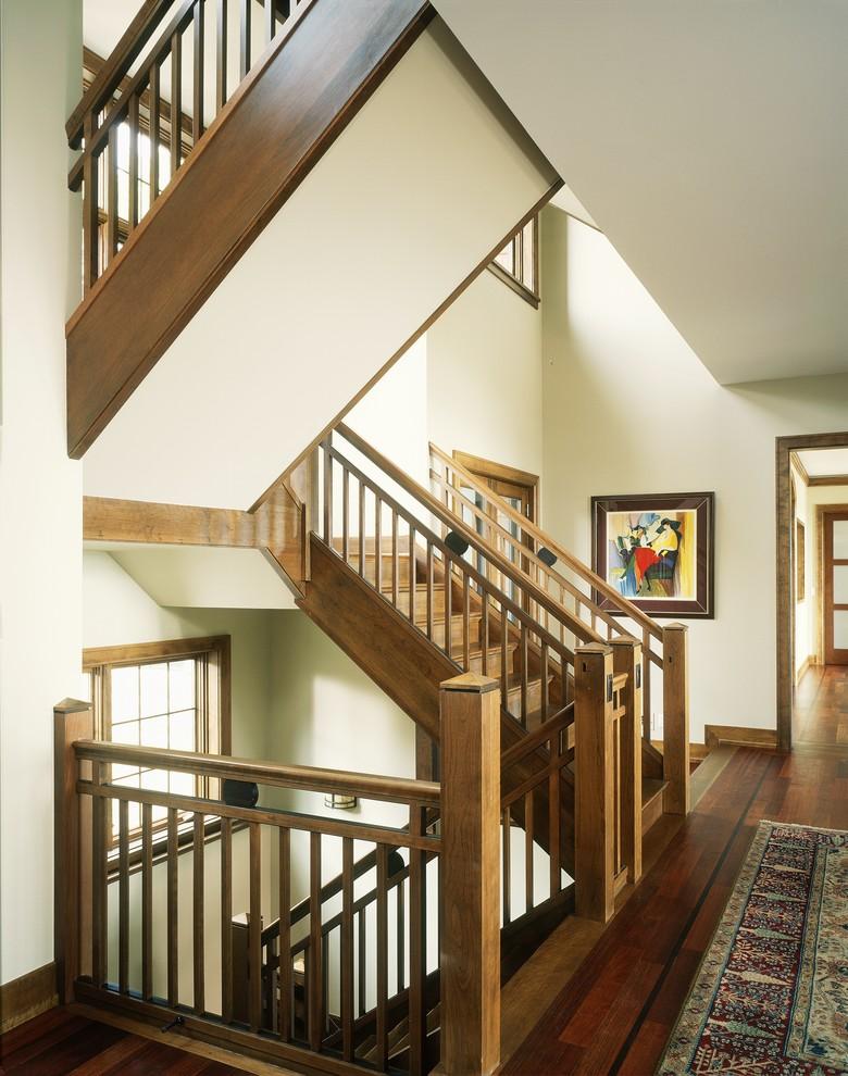 别墅楼梯设计需留意九个事项_别墅楼梯装修效果图