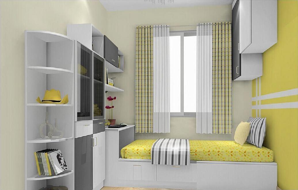 7平米卧室装修怎么布置?7平方米卧室装修怎么得到更大